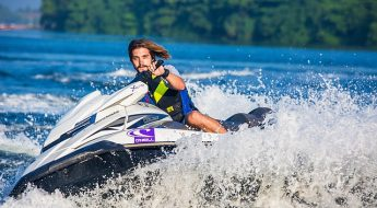 Always Wear a Life Jacket on a Jet Ski